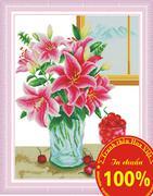 Bình hoa ly
