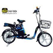 Xe đạp điện Bmx Star (Xanh Ngọc)