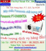 Máy chiếu, Projector, Panasonic PT-VX400NTEA, Ưu đãi cực lớn