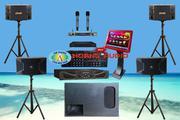 Bộ dàn karaoke kinh doanh HO 20