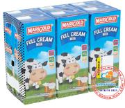 Sữa tươi MariGold của Sing full cream 250ml - lốc 6 hộp