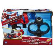 Bao tay chiến đấu Spiderman bắn banh tròn