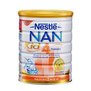 Sữa bột Nestle Nan Kid 4 Probiotics 900g(…)