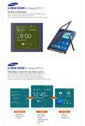 Bao Da Samsung Galaxy Note 3 S view chính hãng