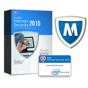 PM diệt virut McAfee Internet security 2015