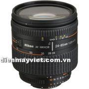 Nikon Zoom W/A-Telephoto AF Zoom Nikkor 24-85mm f/2.8-4.0D IF AF Lens USA     Mfr# 1929