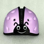 Mũ bảo hiểm cho trẻ em Mumguard màu tím 502