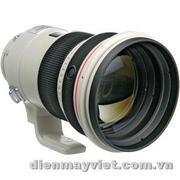 Canon Telephoto EF 200mm f/2L IS USM Autofocus Lens     Mfr# 2297B002