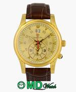 Đồng hồ nam dây da OLYMPIA STAR OPA58030MK-GL (Trắng)