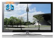 Samsung 3D LCD LA55C750R2R