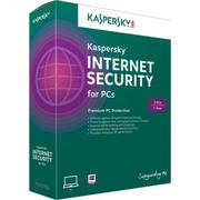Phần mềm diệt virus Kaspersky Internet Security 2015 (3 User)