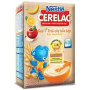 Bột Ăn Dặm Nestle Cerelac - Gạo Và Trái Cây (200g)