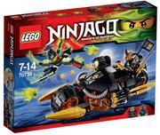 Bộ xếp hình Xe phá hủy Lego 70733