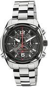 Đồng hồ nam Bulova 98B227 Precisionist Analog Display Japanese Quartz Silver