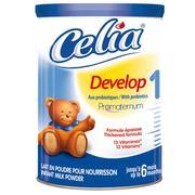 Sữa bột cho bé Celia Develop số 1 (400g)