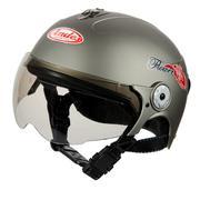Mũ bảo hiểm nhám Andes (Nhám lông chuột) - 108LE-tron-nham