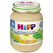 Dinh dưỡng đóng lọ HiPP vị bắp, khoai tây và gà tây 6203