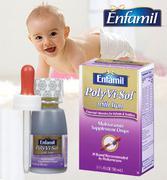 Thuốc bổ Enfamil Poly Vi Sol