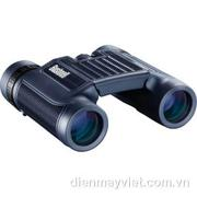 Bushnell H2O 10x25 Compact Foldable Binocular (Blue, Clamshell Packaging)