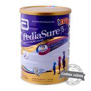 Sữa bột hương vani Abbott PediaSure BA (1.6kg)