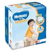 Tã quần Huggies siêu tiết kiệm L68