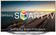 TV 3D LED SAMSUNG 46ES8000 46 Inches Full HD Internet CMR 100Hz