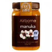 Mật ong Airborne Manuka 70+ 500g