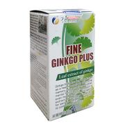 Viên uống bổ não, giảm căng thẳng đau đầu cải thiện trí nhớ Fine Ginkgo Plus Fine Japan 400 viên