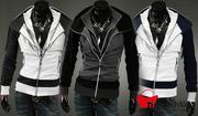 Áo khoác nam 2 dây kéo - mẫu mới - Mua Tích Lũy - Càng Mua Càng Rẻ