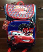 Balo Kéo Disney Car 3D nổi MS 2004