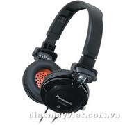 Tai nghe Panasonic RP-DJS-400 DJ Street Style Headphones (Black)