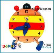 Bác đồng hồ vui tính Benho [YT3323]