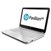 Laptop HP 14-ac147TU P3V08PA White