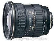 Tokina AT X116 Pro DX CEF F11-16mm F2.8 for Canon