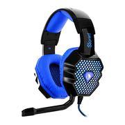 Tai nghe máy tính Professional Sades Gaming Headset SA-909 Đen