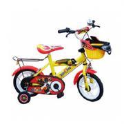 Xe đạp trẻ em - 12 inch - M1251-X2B (Số 63 - Siêu Nhân Đen)