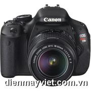 Máy ảnh Canon EOS Rebel T3i Digital Camera with EF-S 18-55mm IS II Lens Kit  Mfr# 5169B003