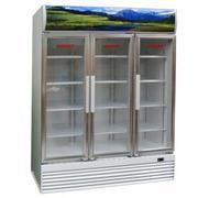 Tủ mát Sanaky hai cửa dàn lạnh đồng VH-1520HPNK