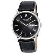 Đồng hồ Citizen Nam BM8240-03E Eco-Drive Black Leather