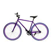 Xe đạp BMX Fix 4p Single Speed (Tím) TTCO - 380_tim