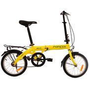 Xe đạp gấp fornix - FB1601- MIL14 - Vàng