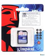 Thẻ nhớ SD Kingston Security Digital Card 16GB
