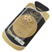 Ốp lưng dẻo đính đá USAM dành cho Samsung Galaxy Note 2 (Trắng)
