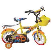 Xe đạp trẻ em 2 bánh, họa tiết