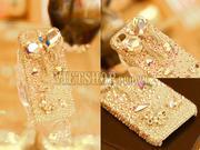 Ốp đá Swarovski iPhone 5/5S