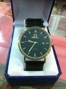 Đồng hồ nam dây da thời trang sang trọng DHNN91