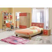 Bộ giường ngủ, kệ đầu giường, tủ quần áo, bàn học 2013#