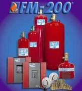 Hệ thống chữa cháy khí FM-200®
