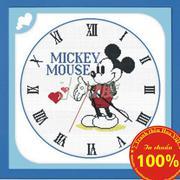 Đồng hồ chuột Mickey