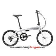 Xe đạp Tern Link D8 WHT - GRY